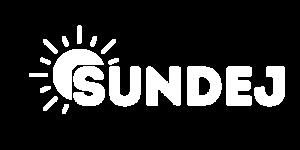 Logo SUNDEJ blanc