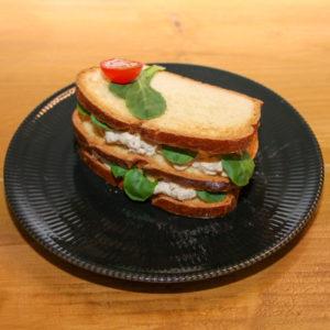 Sandwich triple saveurs